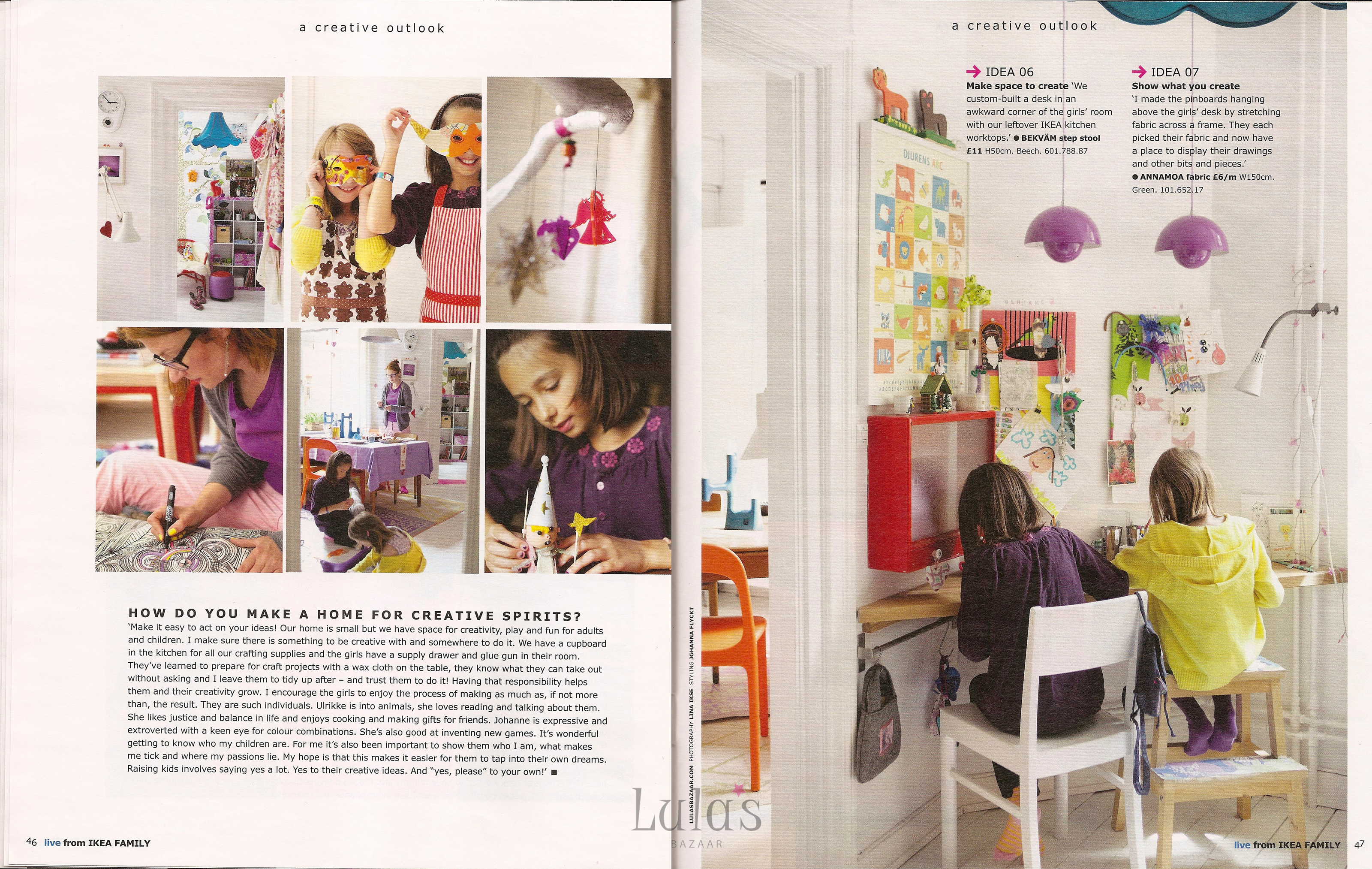 ikea live magazine UK spread 4