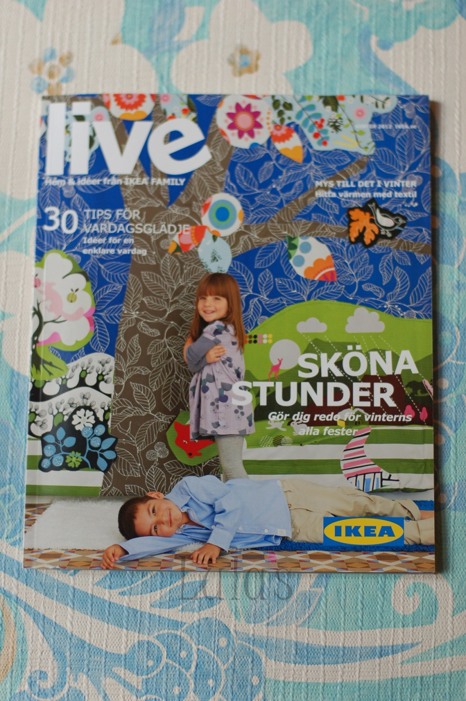 Lulasbazaar in IKEA Live magazine